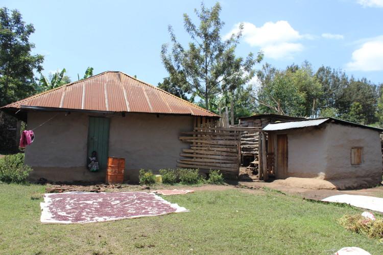 Mein Zuhause in Kenia