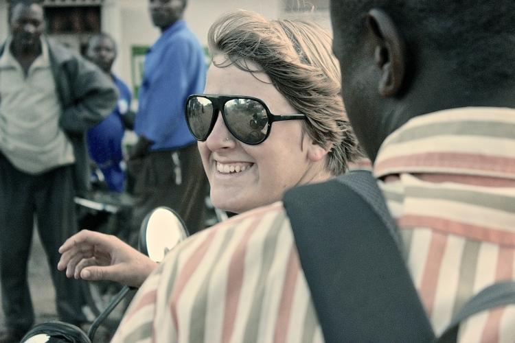 Drei Monate Kenia
