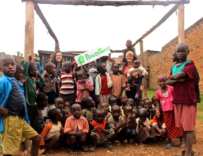 PROJECT TOES - Spendenprojekt