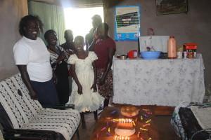 Geburtstag Brian, Agnes (27)