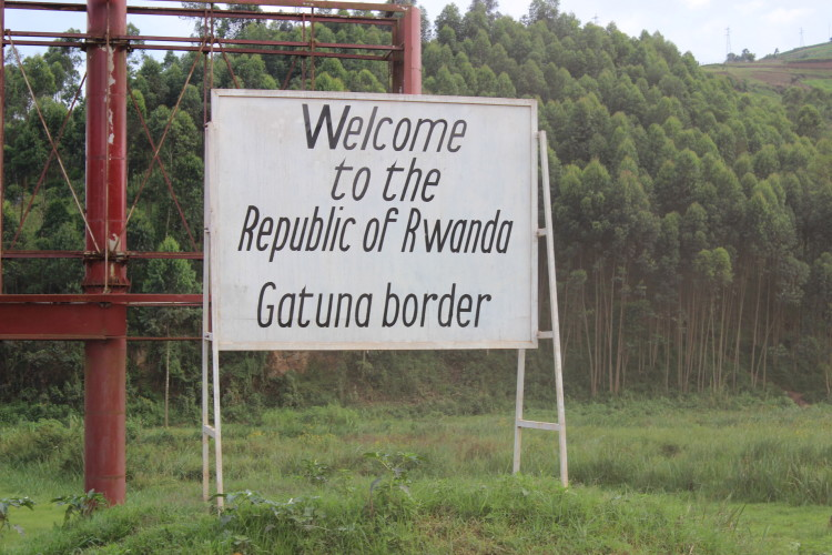 Roadtrip Tag 4 - 12 in Ruanda und Uganda